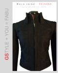GSJEANS Moxie Jacket Front