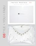 GS-AJN002-White - Gift Boxed