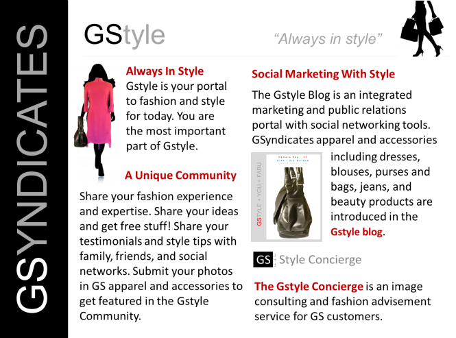 GSyndicates Business Overview: Slide 6