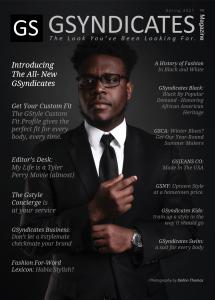 GSyndicates Magazine Spring 2021