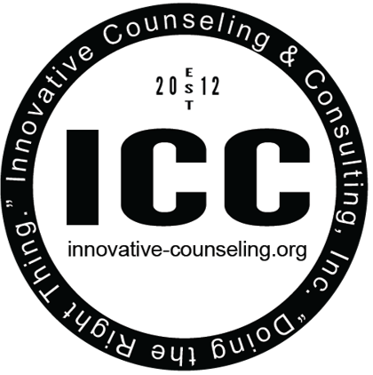 ICC Sample Logo 3 B&W